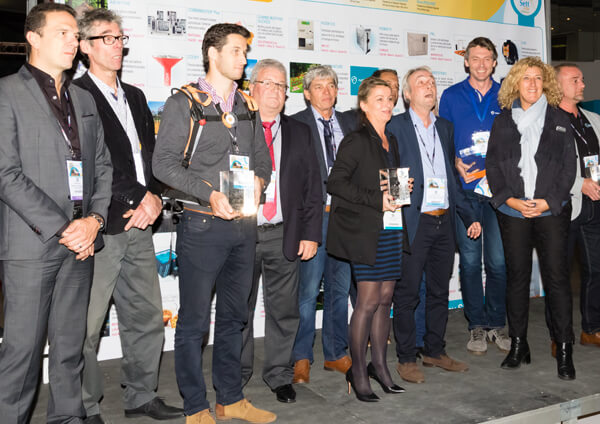 Trophees Sett d'Or de l'Innovation